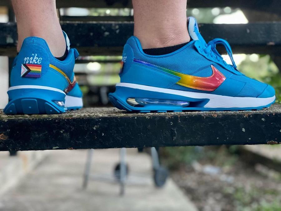 Nike Air Max Pre-Day Be True 2021 on feet (1)