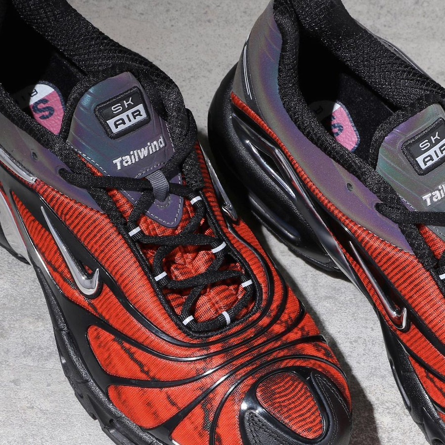 Nike Air Max Tailwind V Plus rouge sang (1)