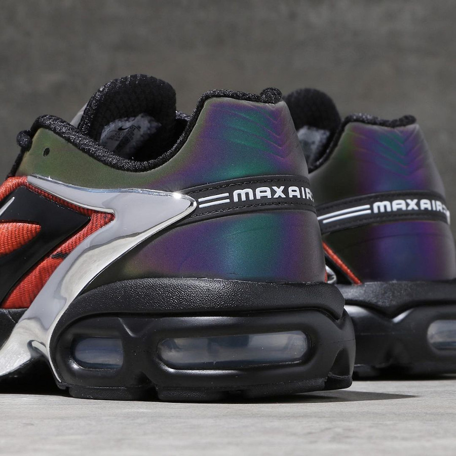 Nike Air Max Tailwind V Plus rouge sang (2)