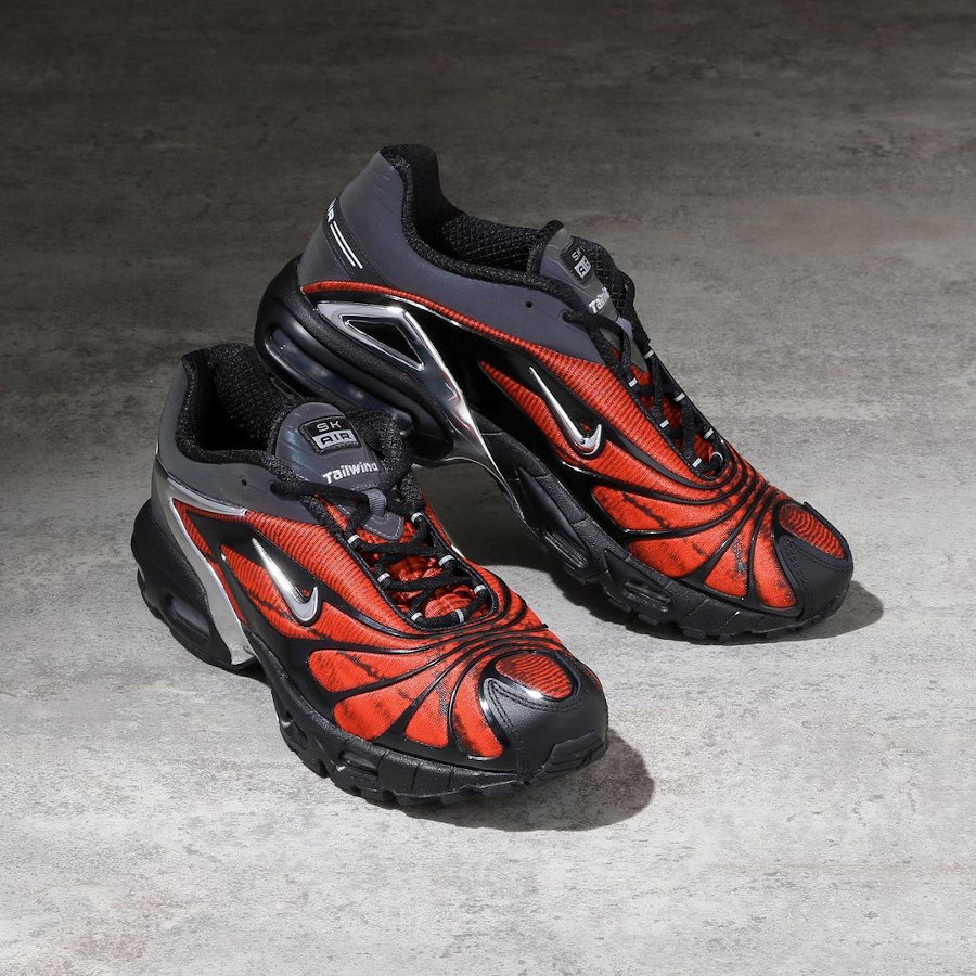 Nike Air Max Tailwind V Plus rouge sang (3)