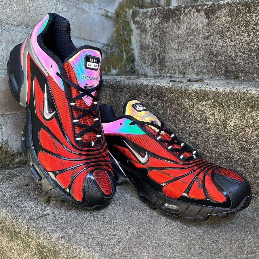 Nike Air Max Tailwind V Plus rouge sang (4)