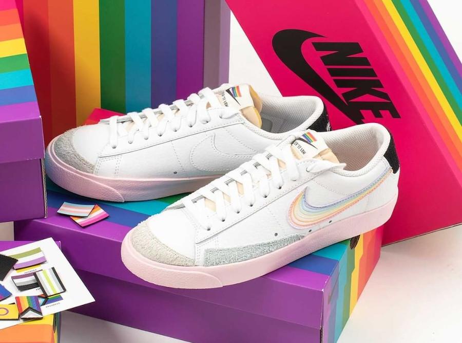 Nike Blazer 77 VNTG Rainbow Swoosh (3)