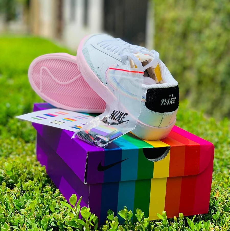 Nike Blazer 77 VNTG Rainbow Swoosh (4)
