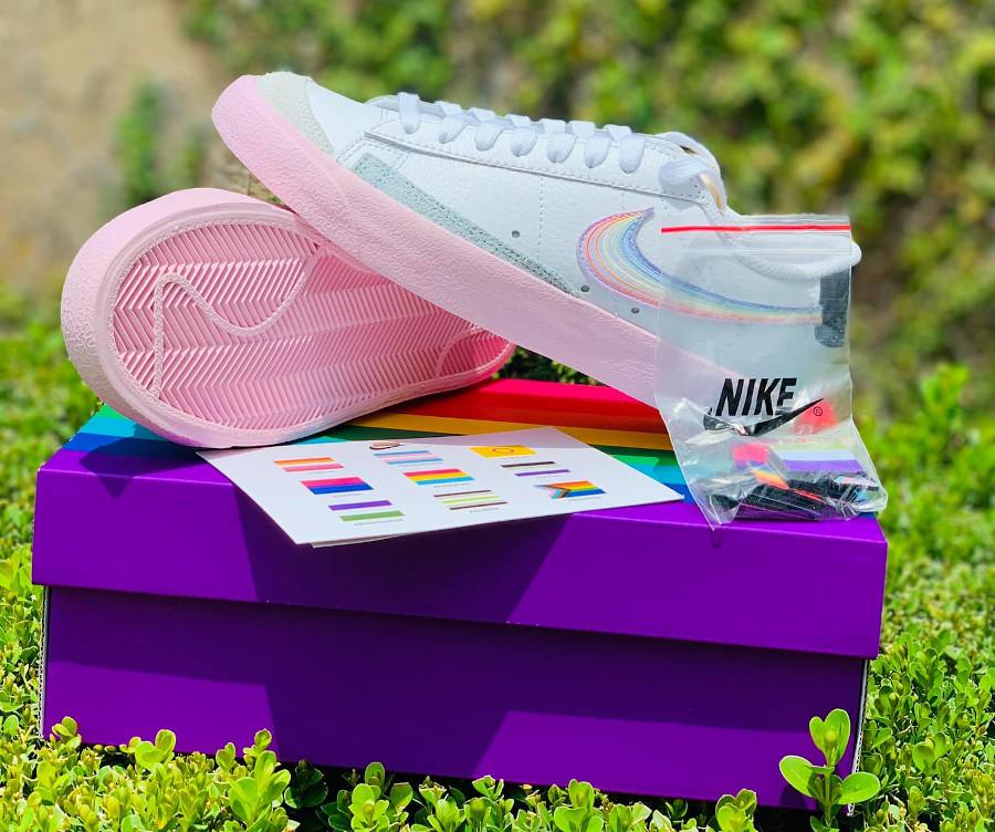 Nike Blazer 77 VNTG Rainbow Swoosh (5)