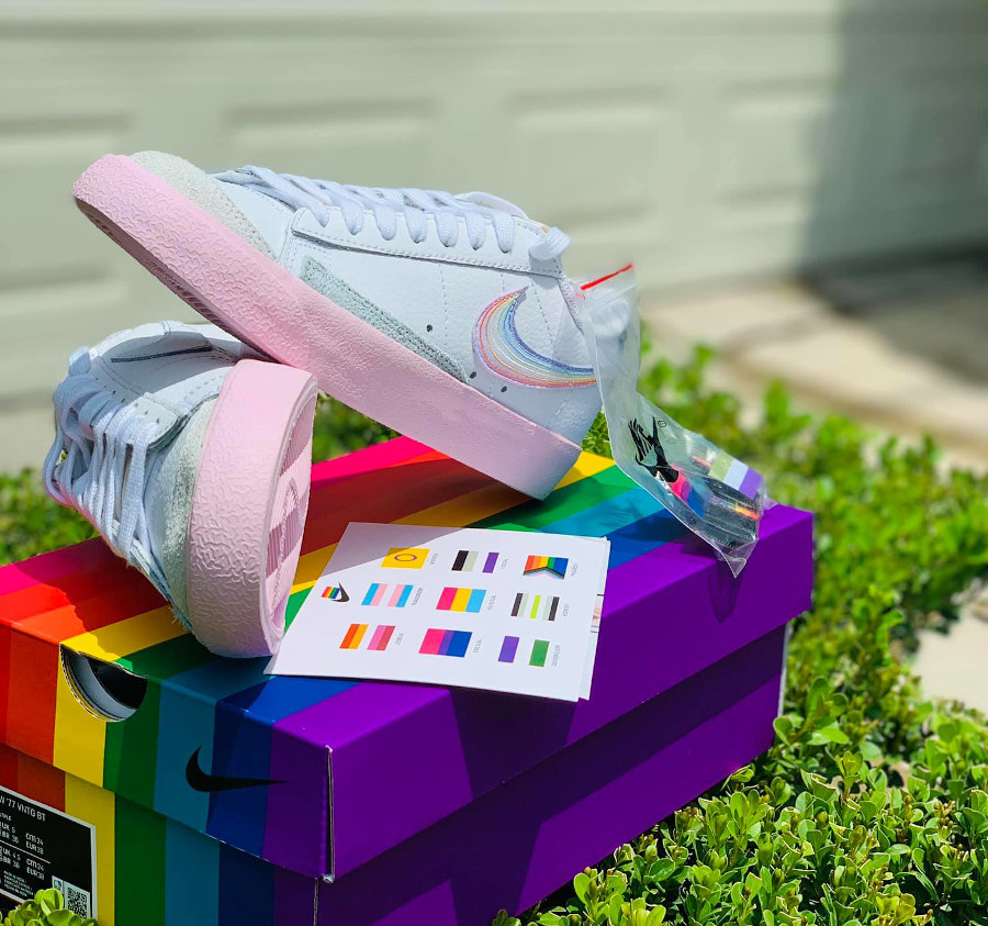 Nike Blazer 77 VNTG Rainbow Swoosh (6)