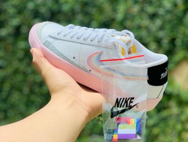 Nike Blazer Low '77 Vintage BeTrue LGBTQ 2021 Gay Pride