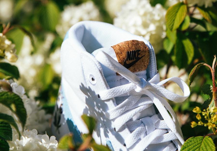 Nike Blazer Mid 77 Floral indigotier (3)