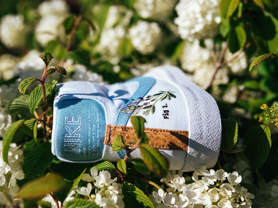 Nike Blazer Mid 77 Floral indigotier (4)