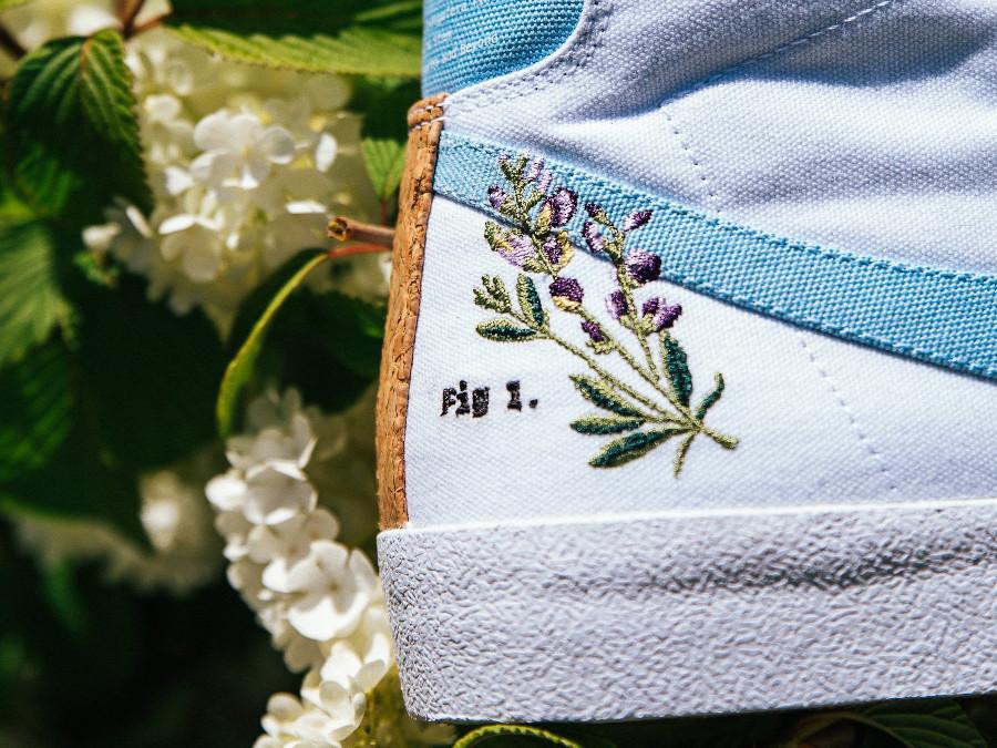 Nike Blazer Mid 77 Floral indigotier (5)