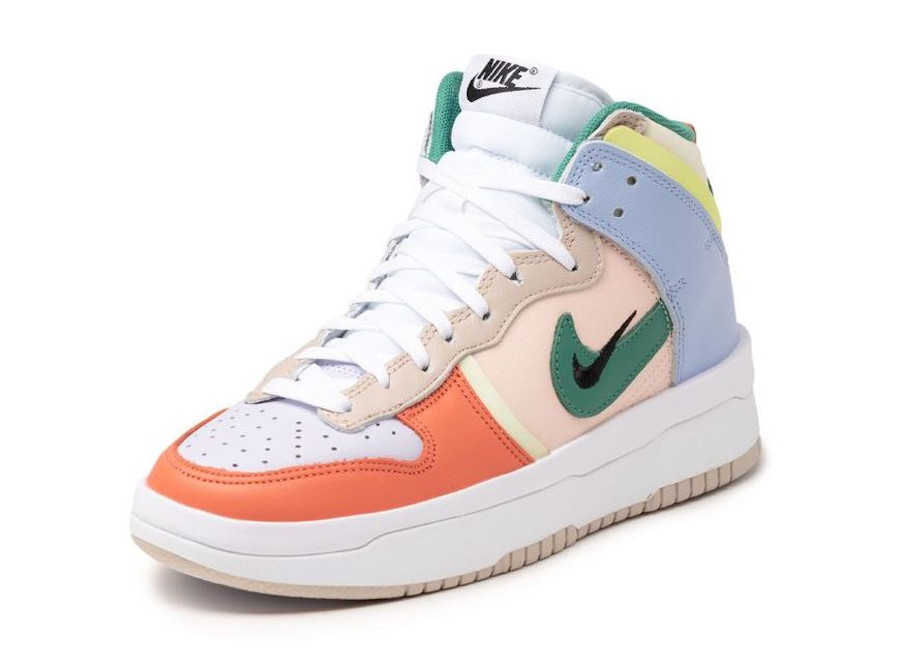Nike Dunk High Rebel date de sortie