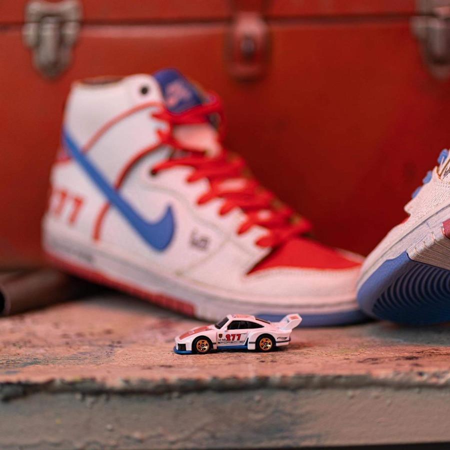 Nike Dunk High SB Decon Porsche 911 (1)