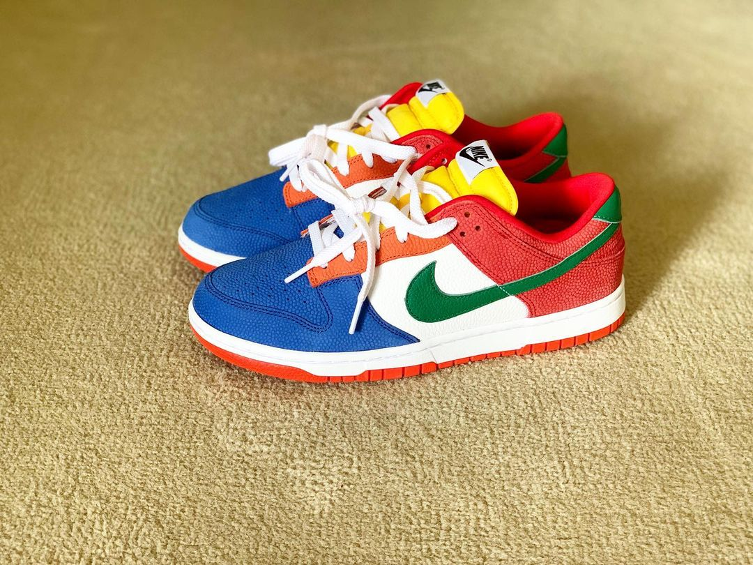 Nike Dunk Low By You Crayola sizzlesstock