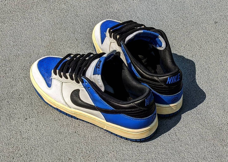 Nike Dunk Low ID Hiroshi Fujiwara x TS (0)