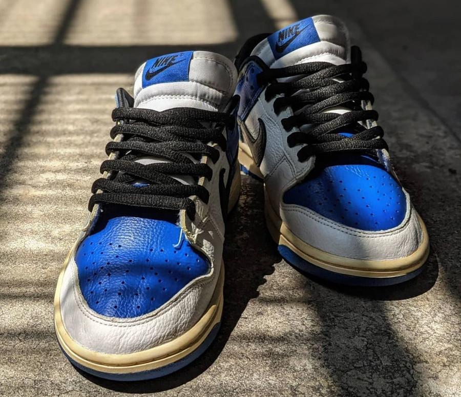 Nike Dunk Low ID Hiroshi Fujiwara x TS (1)