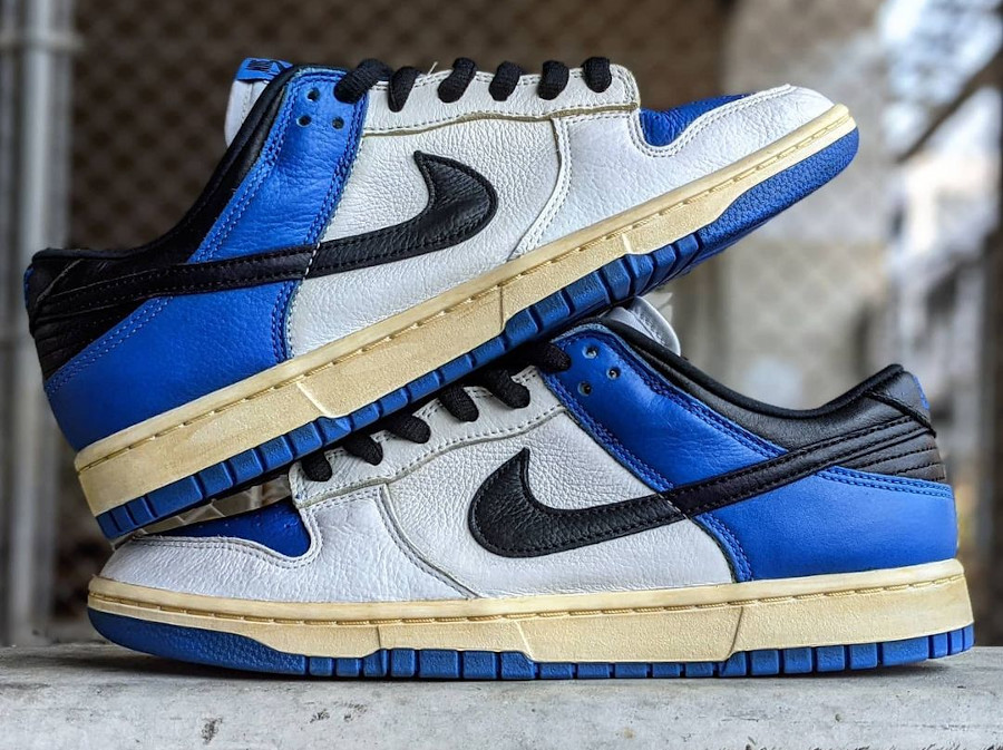 Nike Dunk Low ID Hiroshi Fujiwara x TS (2)