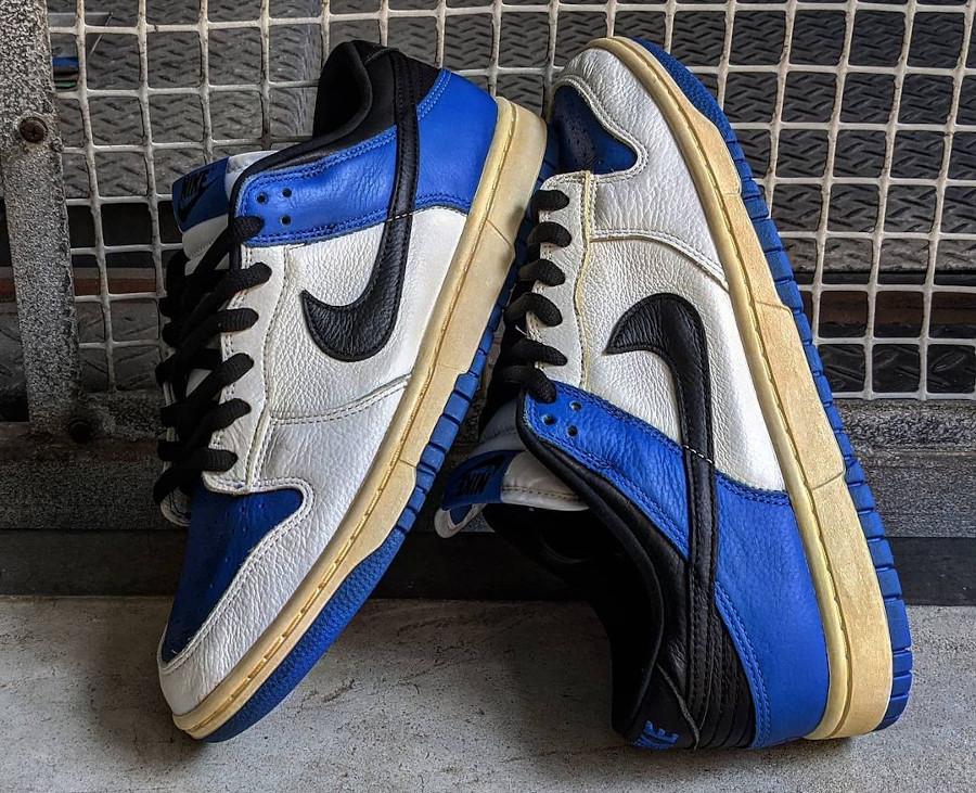 Nike Dunk Low ID Hiroshi Fujiwara x TS (3)