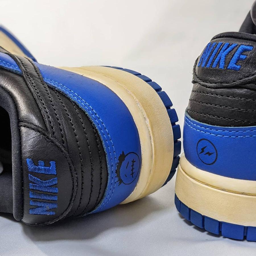 Nike Dunk Low ID Hiroshi Fujiwara x TS (4)