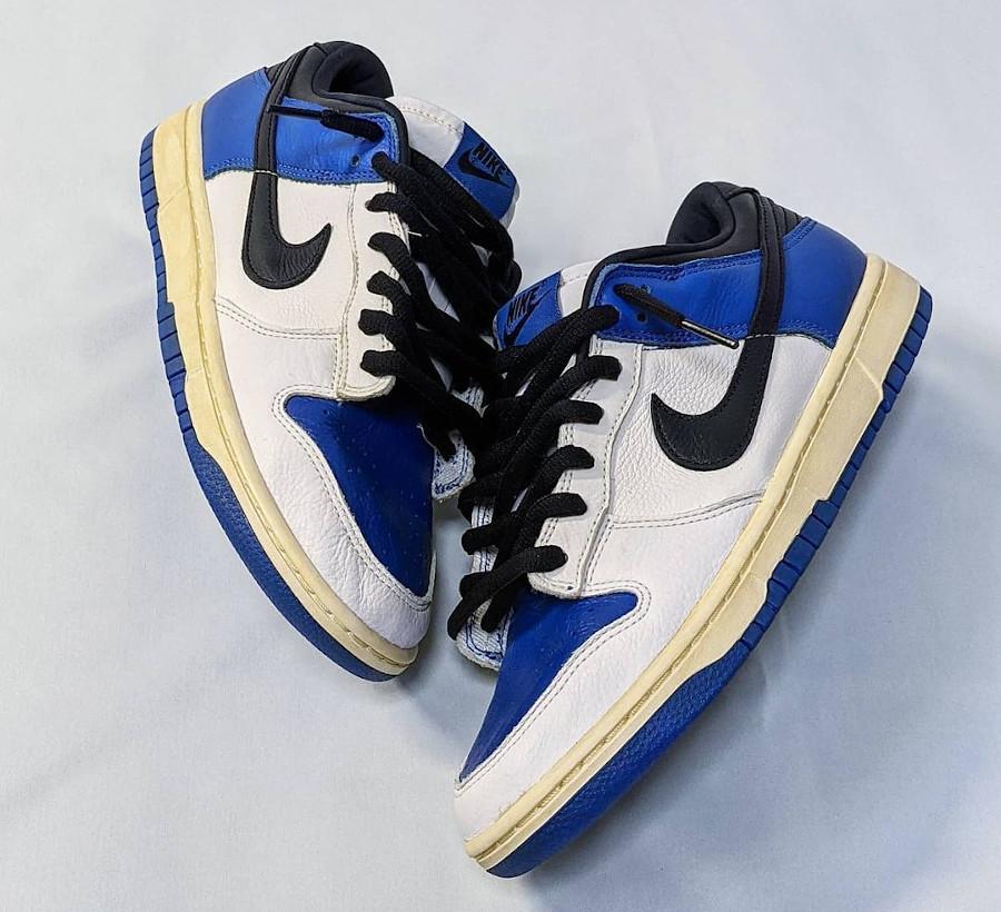 Nike Dunk Low ID Hiroshi Fujiwara x TS (5)