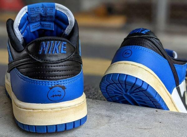 Nike Dunk Low ID Hiroshi Fujiwara x TS (6)