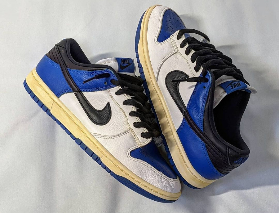 Nike Dunk Low ID Hiroshi Fujiwara x TS (7)