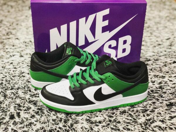 Nike Dunk Low Pro SB Classic Green BQ6817-302
