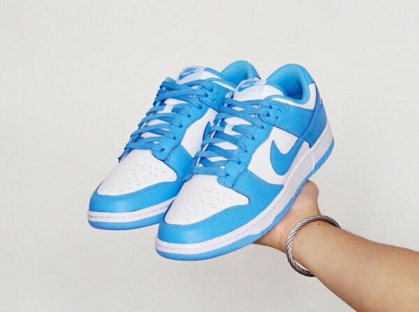 Nike Dunk Low Retro UNC University Blue DD1391-102