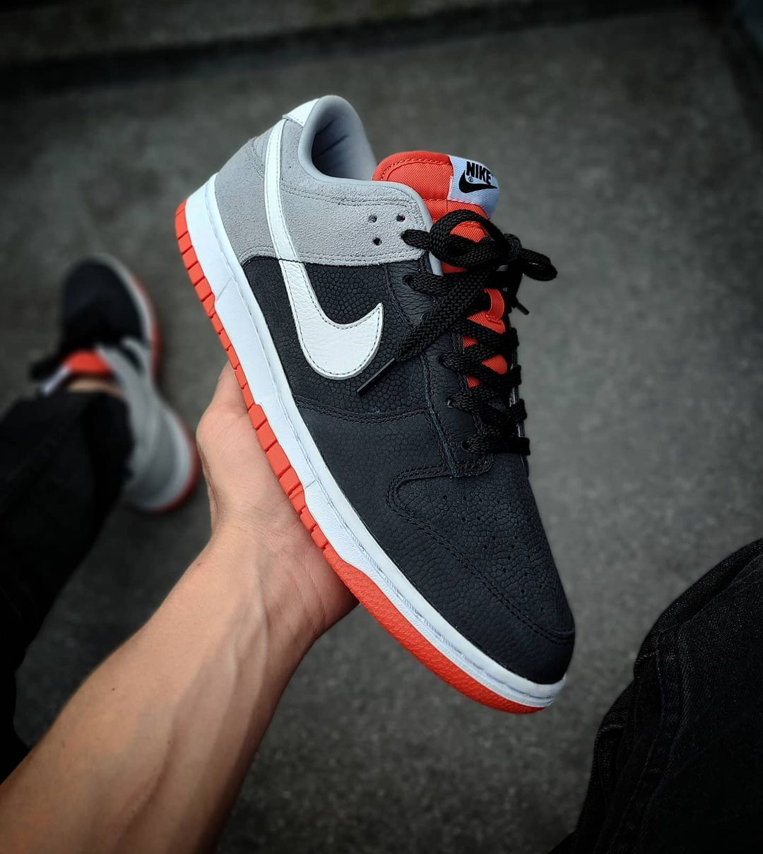 Nike Dunk Low by You 2021 samsneed.og