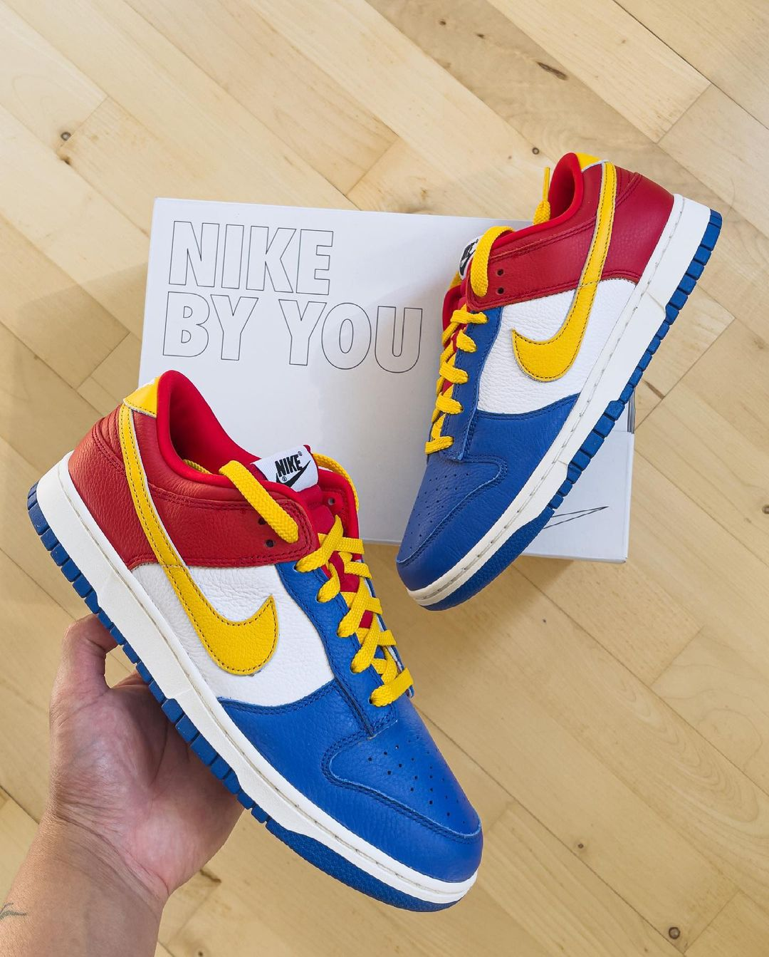 Nike Dunk Low by You Philippine og.jase
