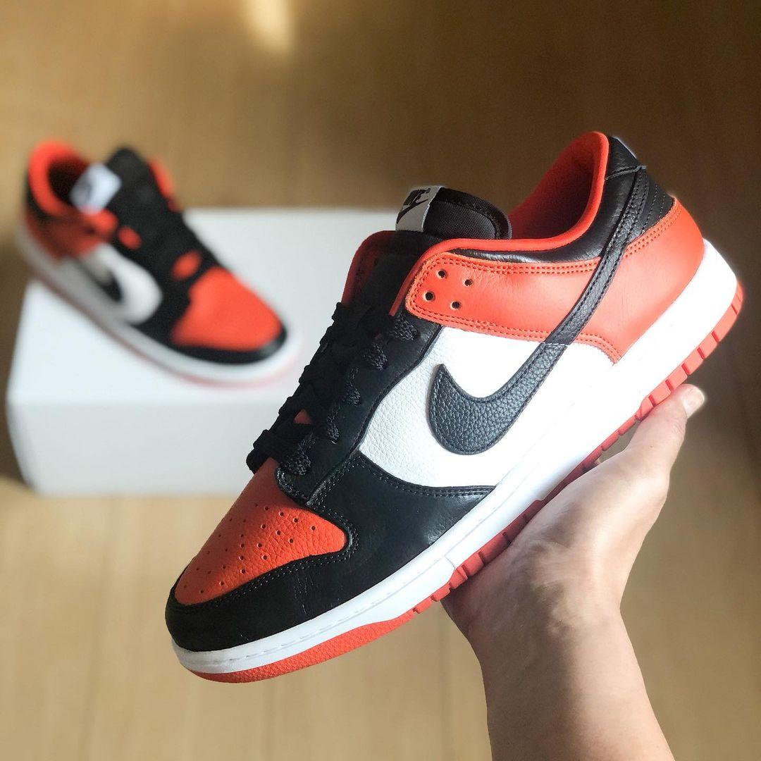 Nike Dunk Low by You Shattered Backboard sneakerstylejp