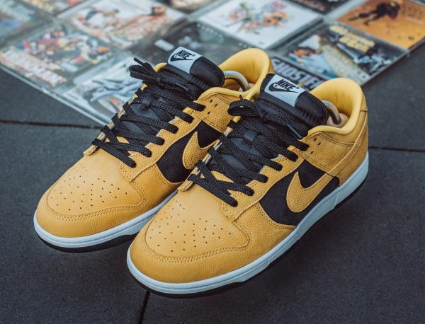Nike Dunk Low by You Wu Tang (couv)
