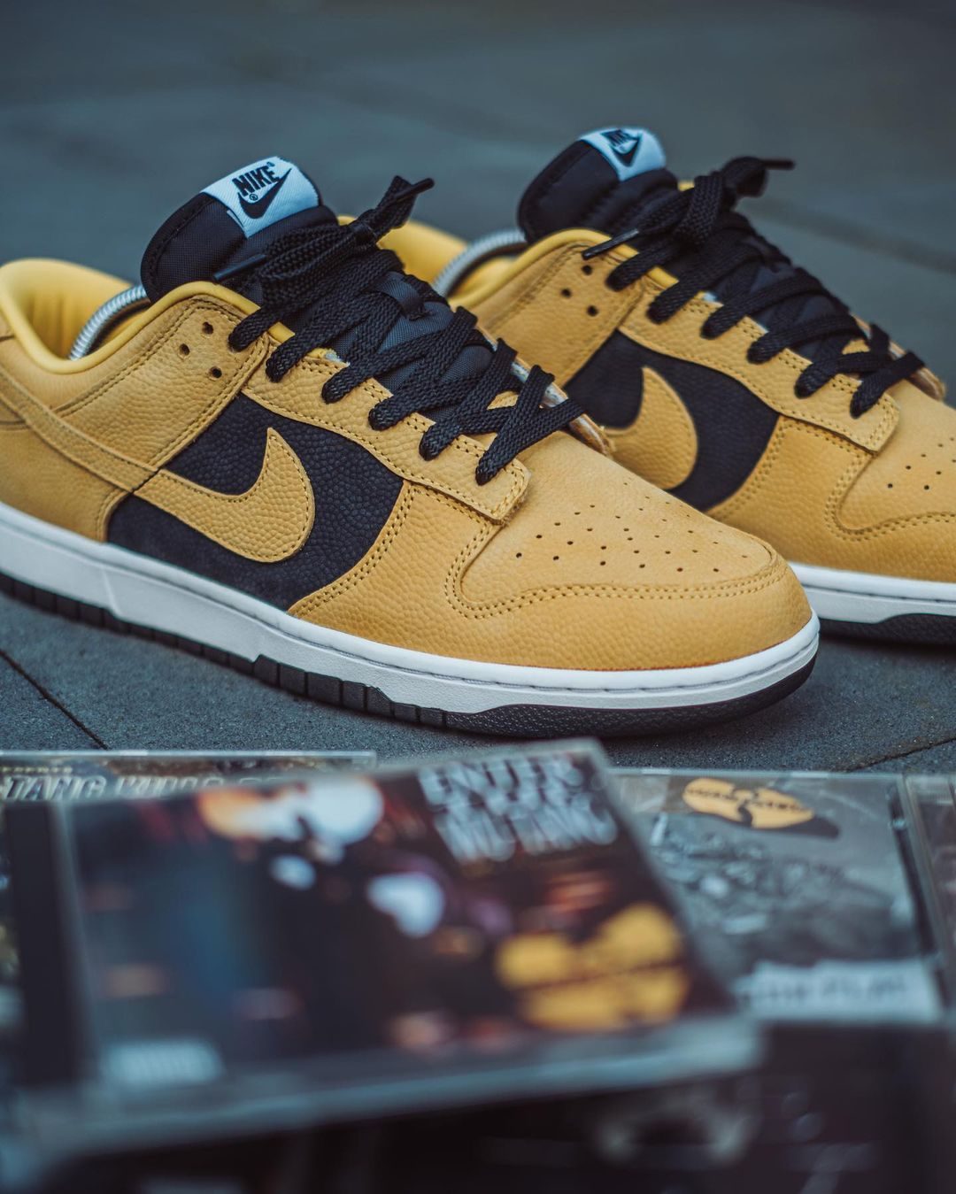 Nike Dunk Low by You Wu Tang pimharing (1)