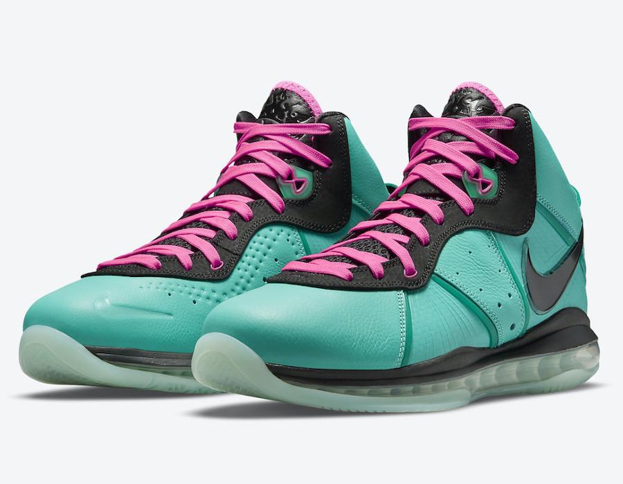 Nike-LeBron-8-South-Beach-date-de-sortie