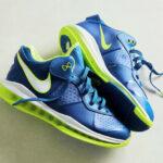 Nike LeBron 8 V/2 Low 'Sprite' Treasure Blue 2021
