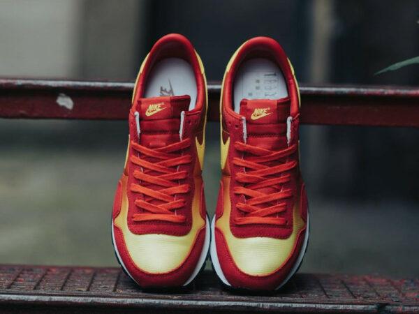 Nike Omega Flamme OG rouge orange et jaune (3)