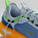 Nike React Live Premium Football Grey Hyper Royal