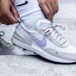 Nike Wmns Waffle One 'Infinite Lilac Light Bone'