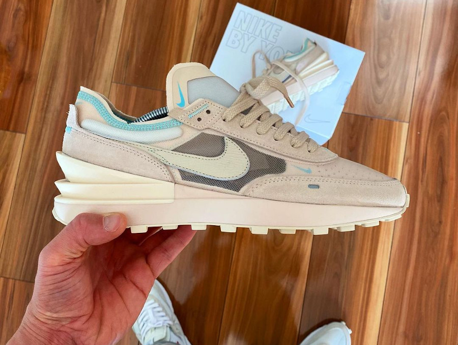 Nike Waffle One By You rock.dont.stock