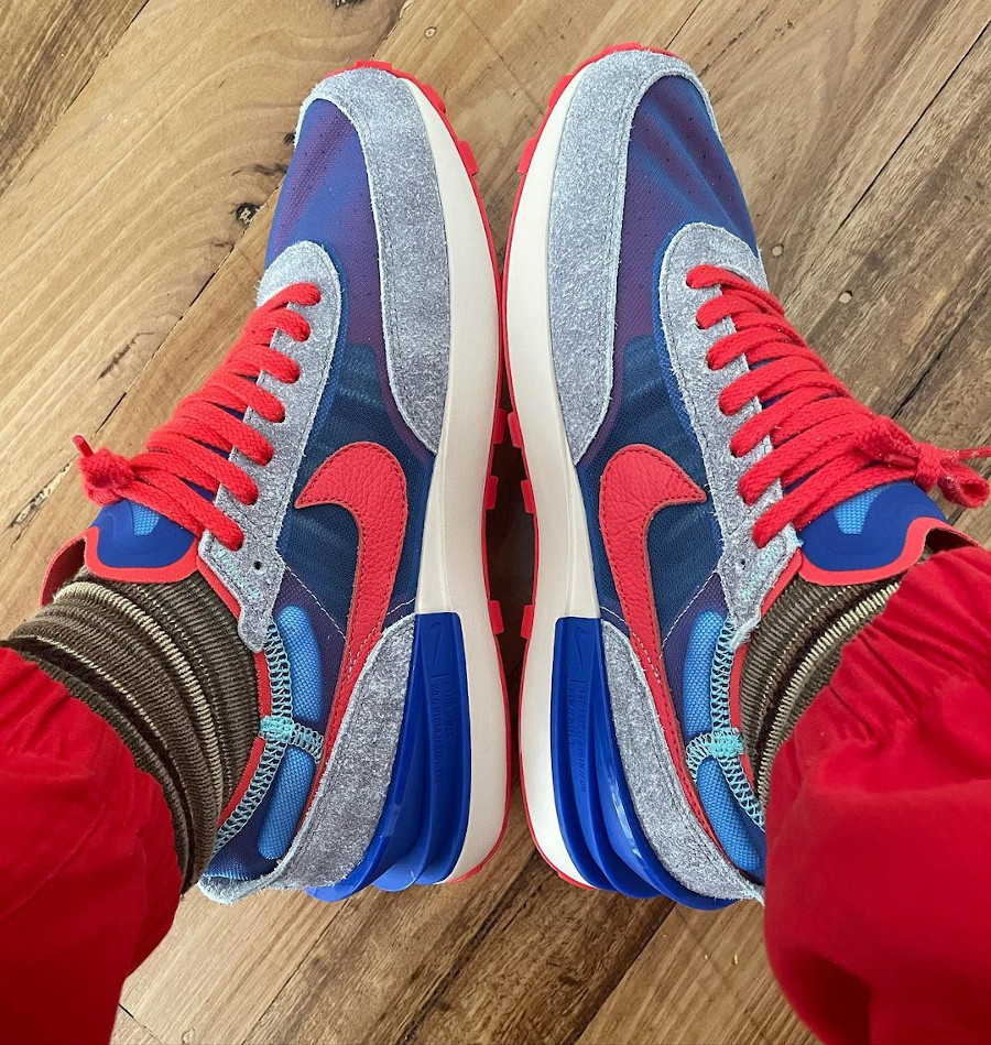 Nike Waffle One By You yoblessed