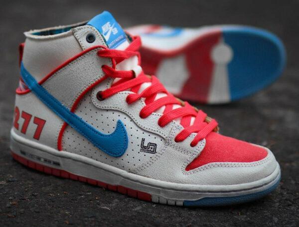 Nike x Ishod Wair Dunk High Pro SB 277 Magnus Walker