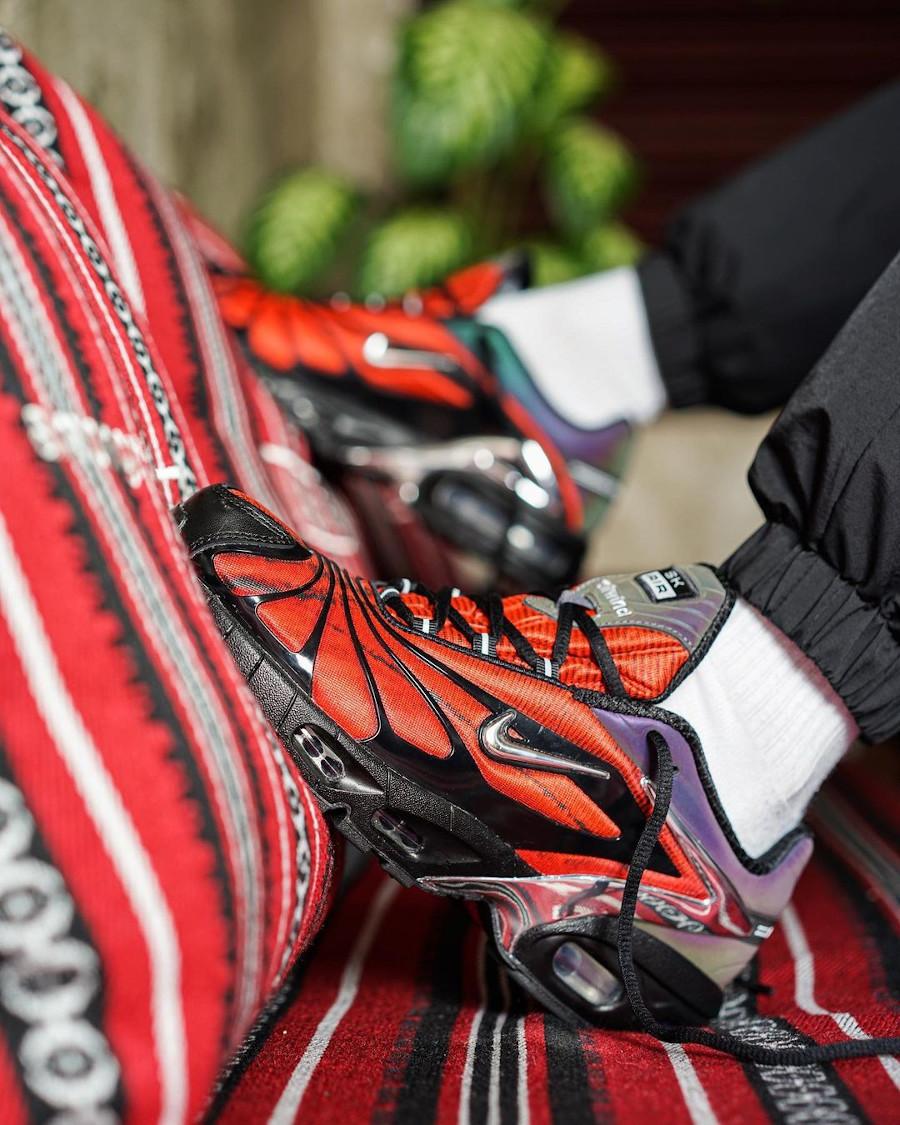 Nike x Skepta SK Air Max Tailwind 5 Bloody Chrome