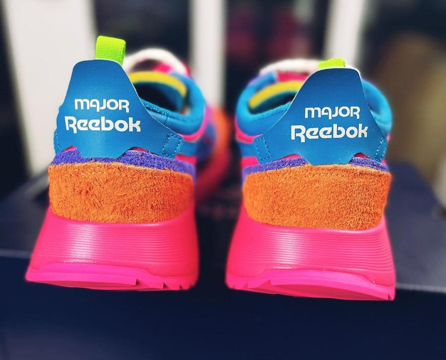 Reebok CL LTHR Legacy multicolore (8)