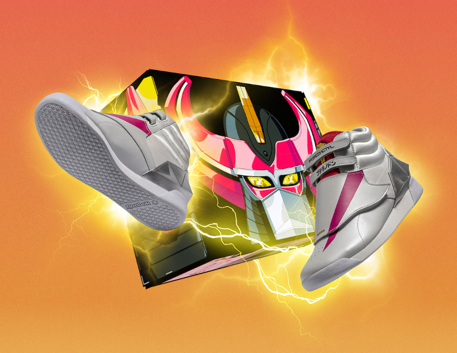 Reebok Freestyle Power Rangers GW2425