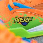 Nerf x Reebok Pump Omni Zone II Light Jammer & Big Bad Backboard