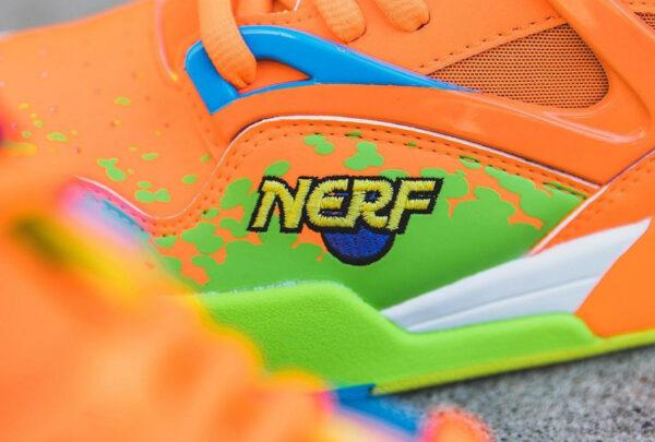 Reebok x Nerf Pump Omni Zone 2 It's Nerf or Nothin