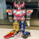 La collection Power Ranger x Reebok Classics