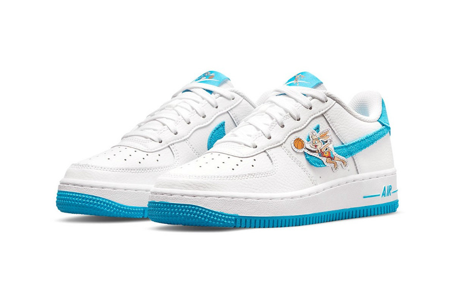 Space Jam x Nike Air Force 1 Low Hare