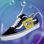 La collection SpongeBob x Vans 'SquarePants 2021'