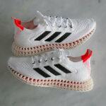 Adidas 4DFWD Tokyo Cloud White Solar Red