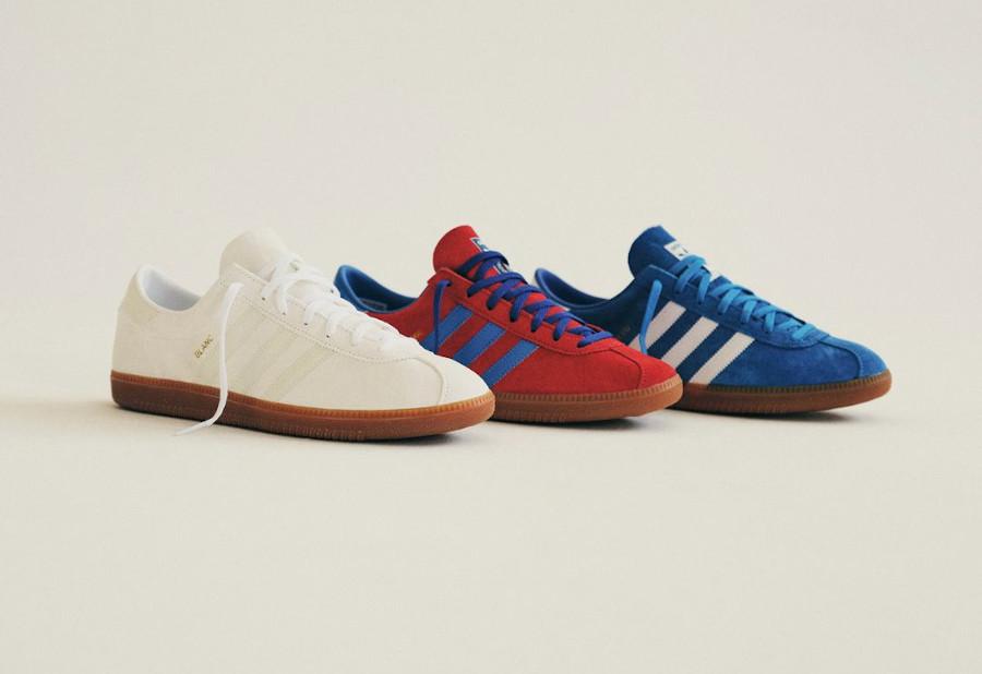 Adidas Bleu & Blanc (Tricolor Pack 2021)