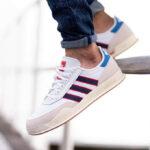 Adidas CT86 OG 'Cloud White Dark Blue Vivid Red' 2021